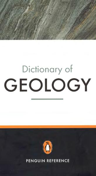 Файл:Dictionary of geology English definishions.djvu